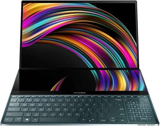 "Asus ZenBook Pro Duo UX581 15.6"" 4K UHD NanoEdge Bezel Touch image 1"