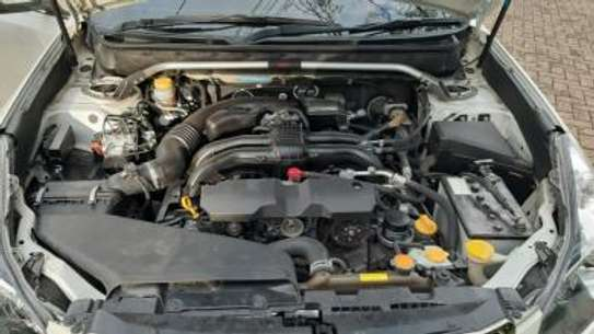 2014 Subaru Legacy KDB 2500cc auto Nice Alloys image 3