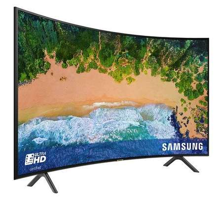 Samsung 49 inch UHD 4K Curved Smart TV NU7300 Series 7 image 1