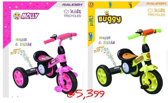 kids Raleigh Tricycles