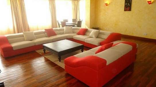 Furnished 3 bedroom apartment for rent in Westlands Area image 1