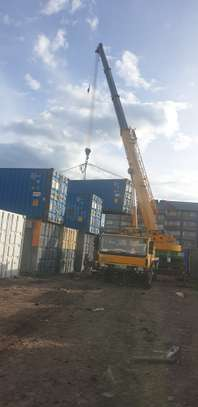 40ft Empty cargo containers for sale image 5