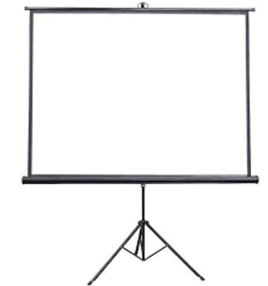 PROJECTION SCREEN 60*60 image 1