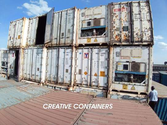 Refrigerated containers image 4