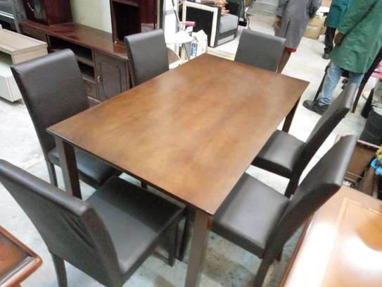 Exmalysia wooden dining table