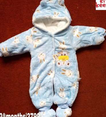 Warm Baby Rompers image 2