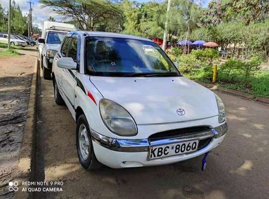 Toyota Duet KBC 806Q on sale contact josphat for more information image 5