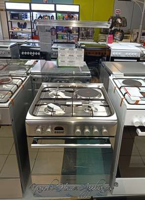 ARISTON STAINLESS 3+1 COOKER