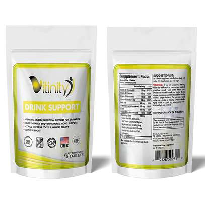 Vitinity, Restore Your Body After Alcohol Use , Protect Liver image 1