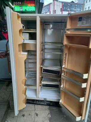 Whirlpool twins door fridge on sale image 1