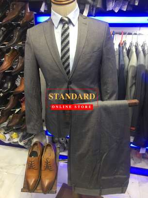 Checked Designer Suits.