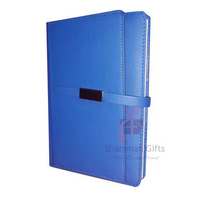 A5 Size Executive notebook book personalized with a name engraved image 1