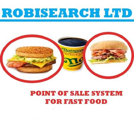 POS For Fast Food Joints Point Of Sale Software POS ROBIPOS image 1