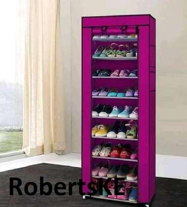 pink shoerack image 1