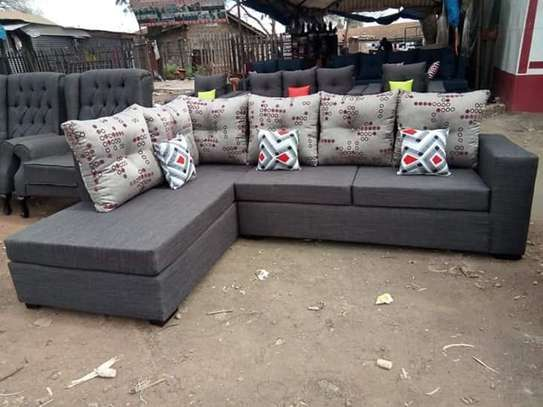 6seater L shape