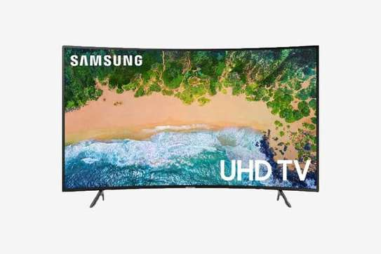 Samsung 49 inches Curved Smart TVs 49RU7300 image 1