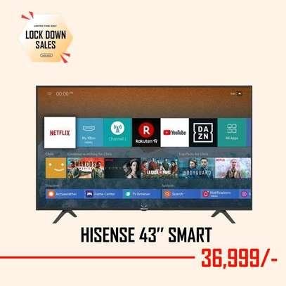 43 inch Hisense Smart Television image 1