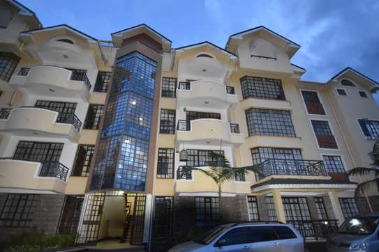 4 bedroom apartment for rent in Kilimani image 9