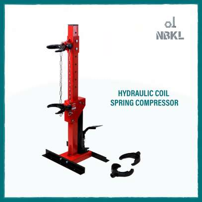 Hydraulic Tool Coil Spring Compressor image 1
