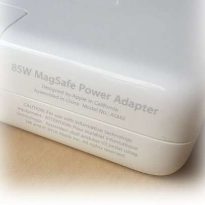 'L' Type 60W Original Adapter Charger A1343 for Apple MacBook Pro image 3