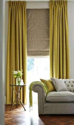 Plain Curtains. image 2