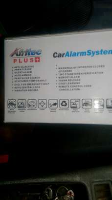 Car alarm plus cutout