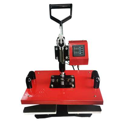 9 In 1 Combo Heat Press Machine