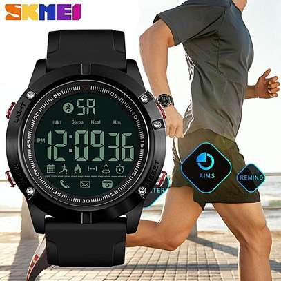 Smart Watch Sport Real-Time Distance & Calories Recording