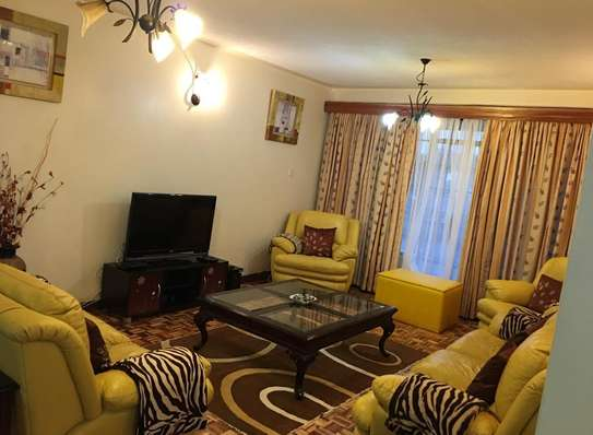 FURNISHED APARTMENT TO LET IN KILIMANI image 1