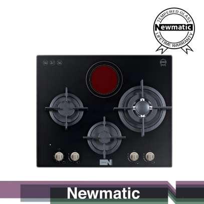 Newmatic PM631VSTGB Built in Cooker Hob