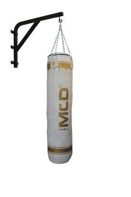 MCD Punching Bag 6 FT UNFILLED  Kick Boxing Heavy MMA Training