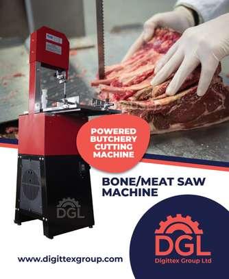 Meat /bone saw image 3