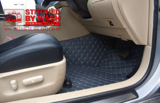 Interior car upholstery image 3
