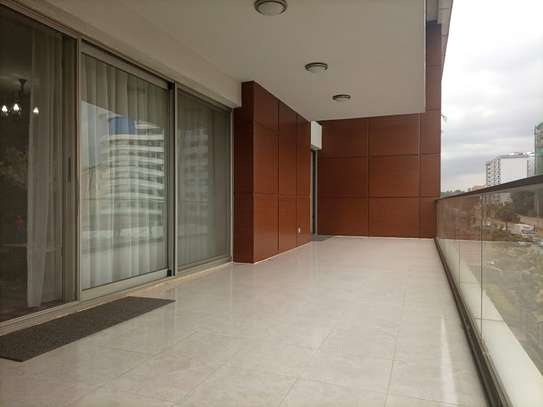 Furnished 3 bedroom apartment for rent in Kileleshwa image 9