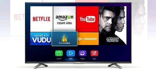 Hisense 65 Inch LED HDR 4K Ultra HD Smart TV image 1