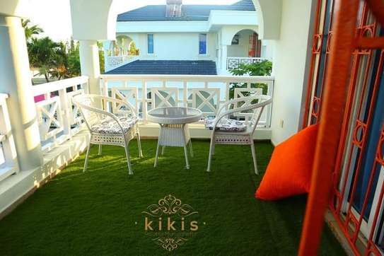 Furnished 5 bedroom villa for rent in Nyali Area image 12
