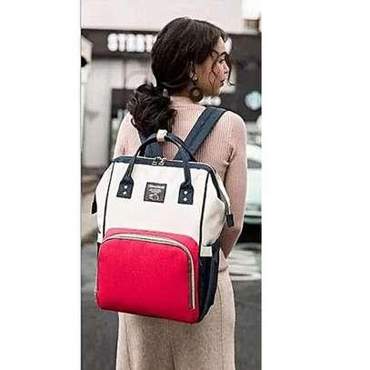 Backpack Diaper Bag - Multicoloured image 2