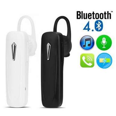 Headset Wireless Bluetooth Earphone image 1