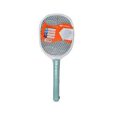 Kamisafe Electric Mosquito Bat Swatter Killer With Torch (ADVANCED) image 1