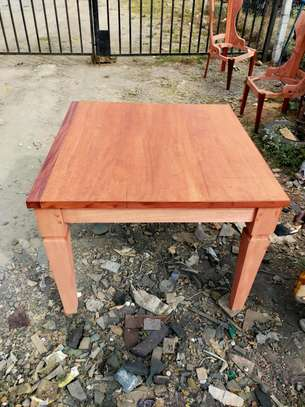 Four seater Dining table for sale image 2