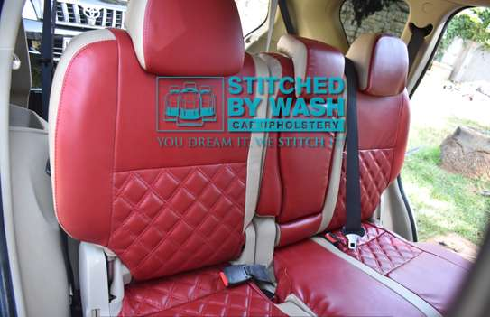 Interior car upholstery image 2
