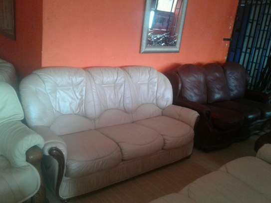 Genuine leather sofas from Uk