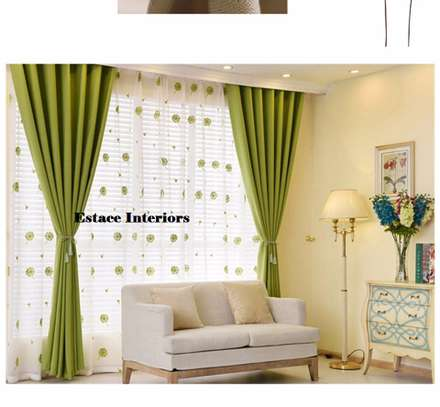 Home decor curtains image 2