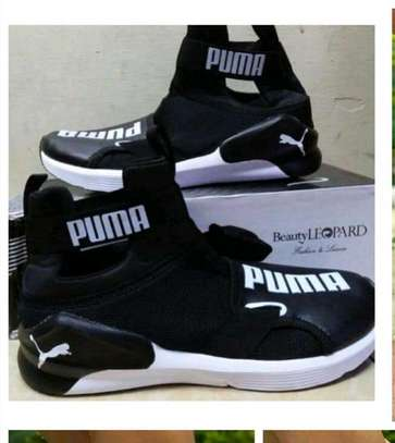 Puma sport shoes for ladies image 2