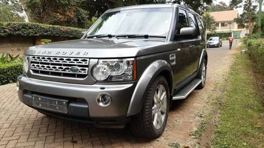 Land Rover Discovery IV