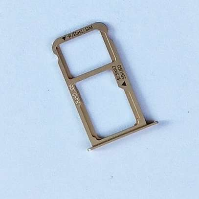 Replacement Dual/Single SIM Tray SD Card Reader for Huawei Mate 9 image 4