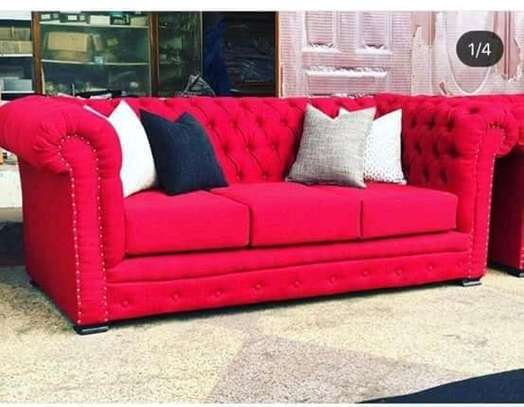 ChesterField Sofa(3 Seater) image 1