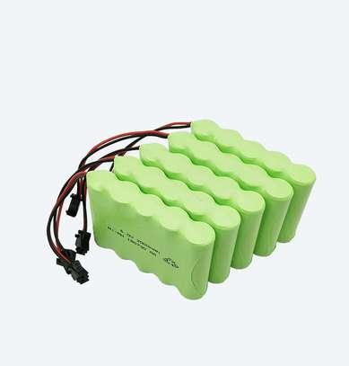 Rechargeable battery Ni-Mh 6V 2500mAh image 1