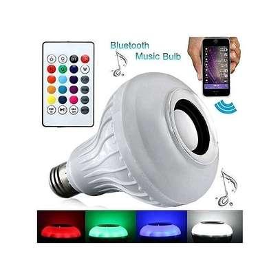 music bulb image 1