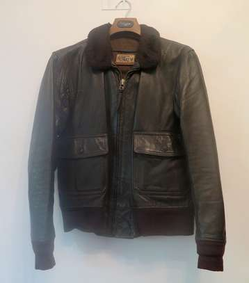 For Sale Authentic A2 Leather Flight Jackets / Military A-2 US Air Force (Air Corp) Style